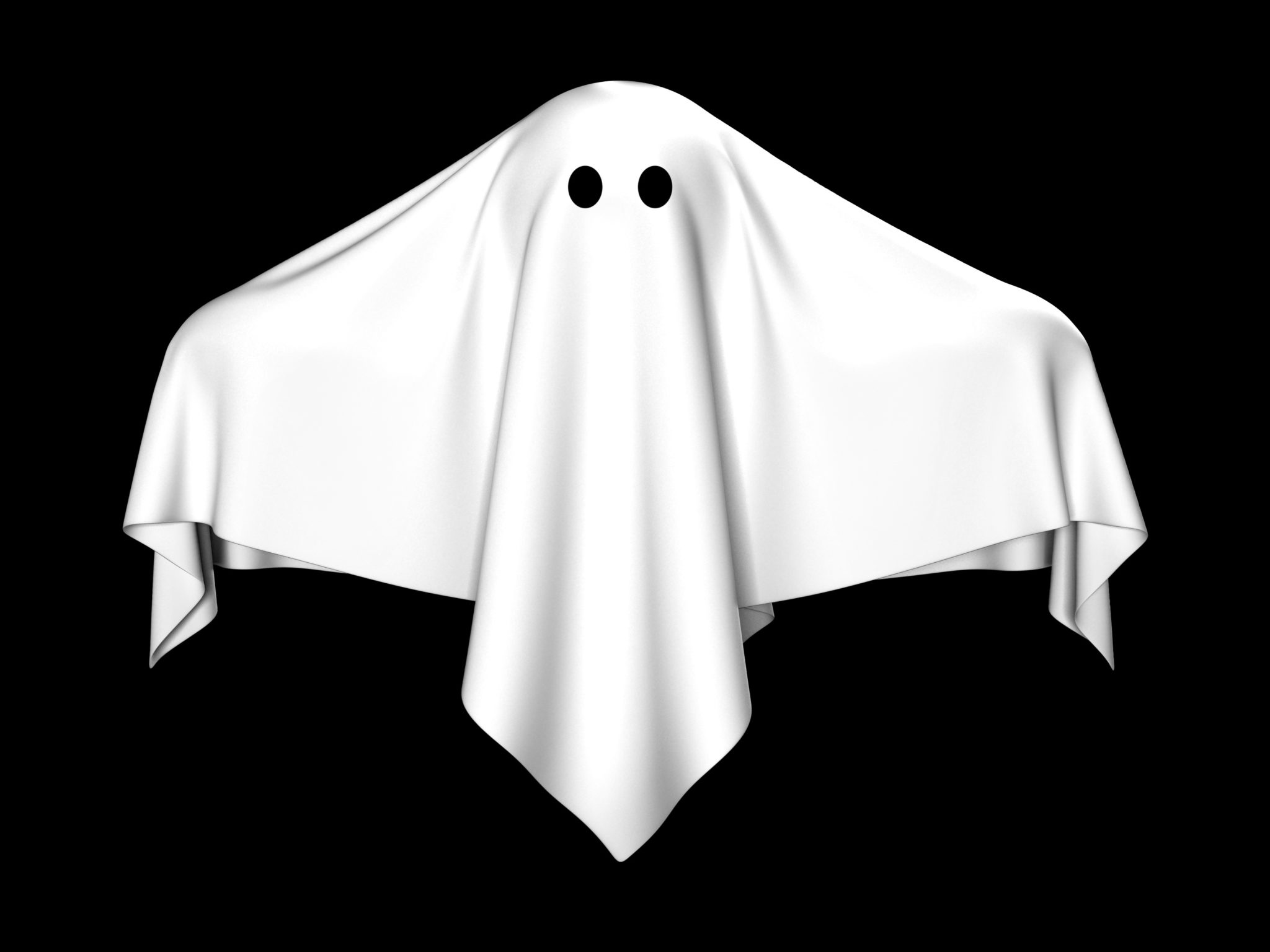 Ghosting. It Happens. We Gotta Roll With It.